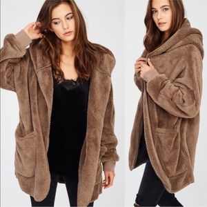 Jackets & Blazers - 🆕 Mocha Teddy Coat 🐻